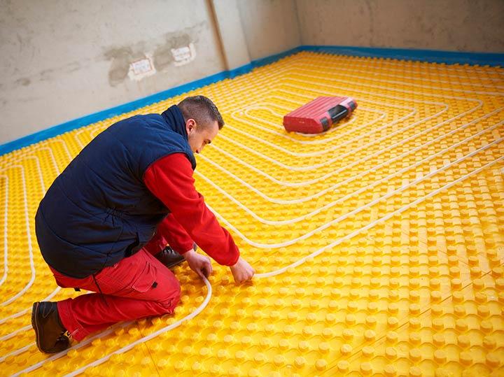 Climatizaci n fr o calor suelo radiante refrescante for Suelo radiante frio calor
